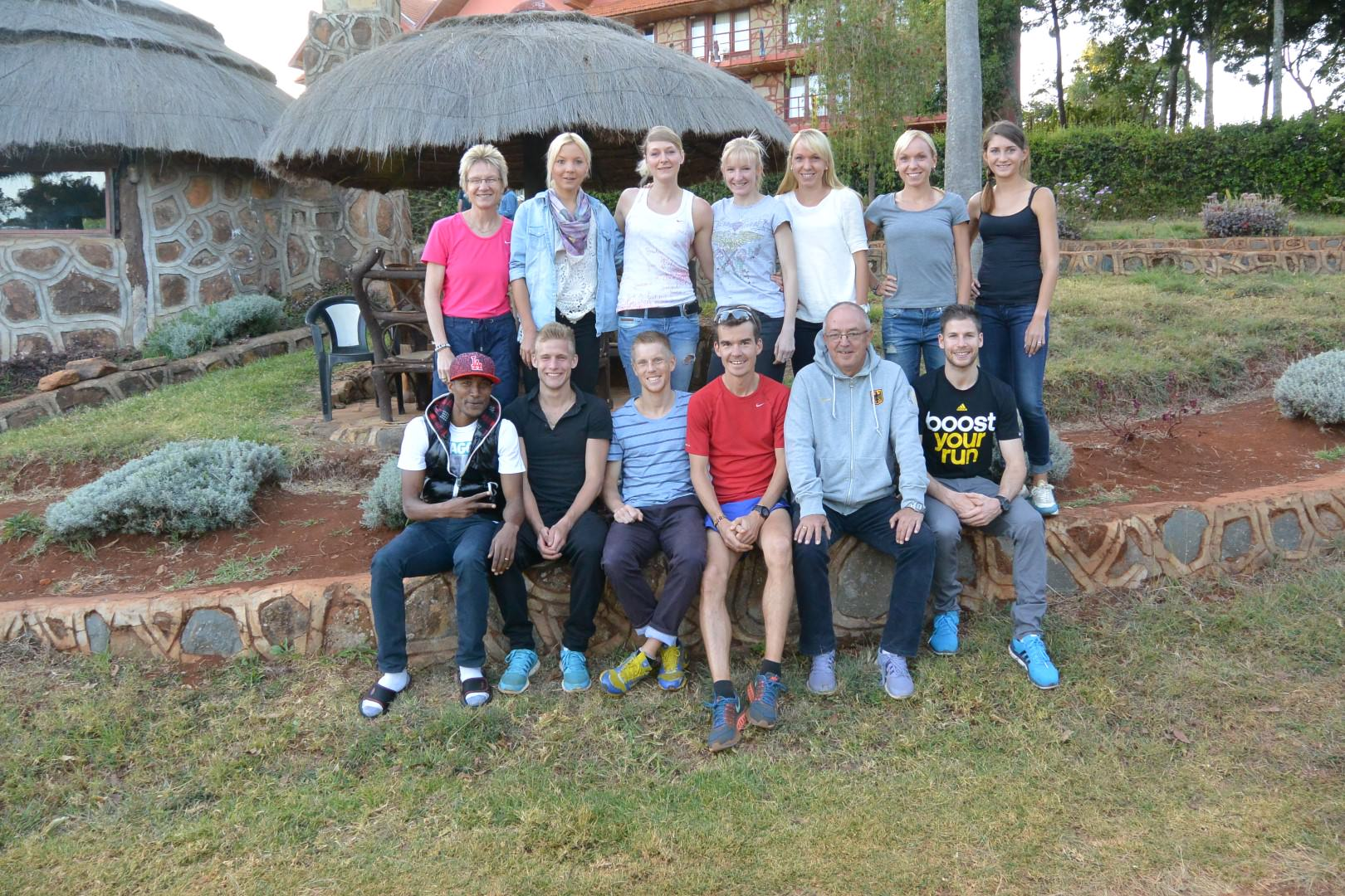Trainingslager Iten Kenia